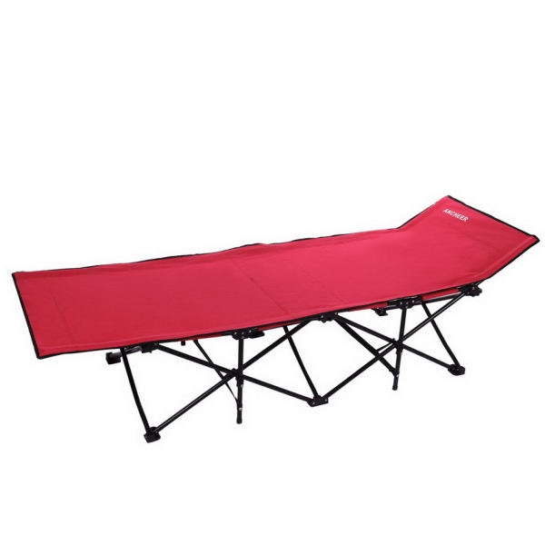 Portable folding bed in a bag - Portable Folding Bed In A Bag